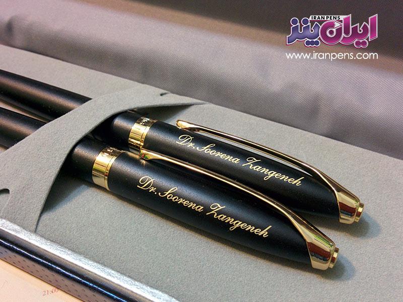 حکاکی روی قلم نفیس
