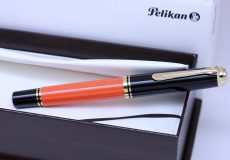 Pelikan-Orange-close-up