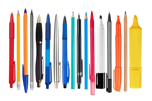 Pen-Types