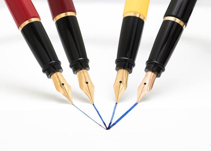 خودنویس ها، ویژگی ها و کاربردها
