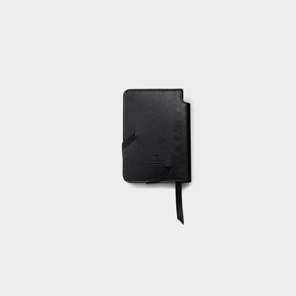 cross–JOURNAL-SMALL-مدل-دفتر-جلد-چرمی-و-جای-قلم