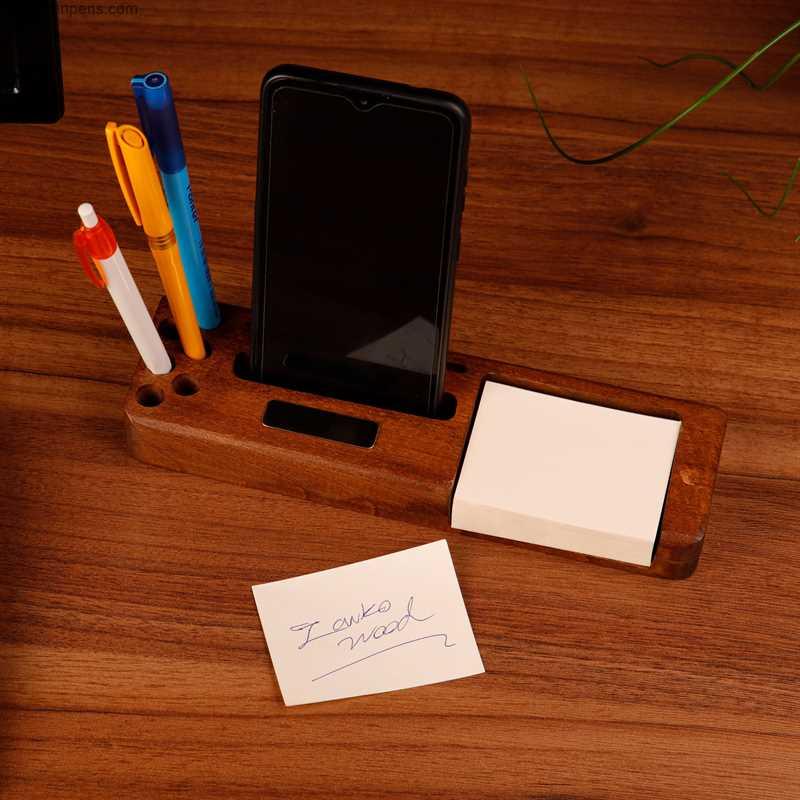 جای قلم رومیزی - استند موبایل