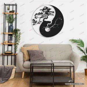 تابلو دیواری زانکو کد ZA112