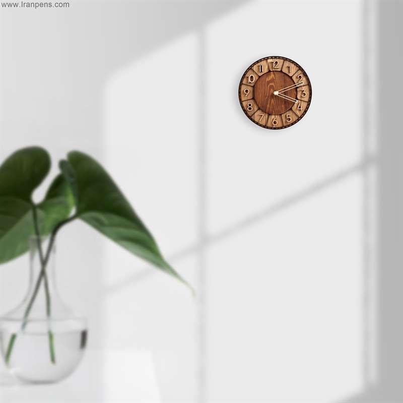 ساعت چوبی رومیزی زانکو Za101