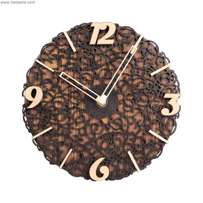 ساعت چوبی رومیزی زانکو Za105