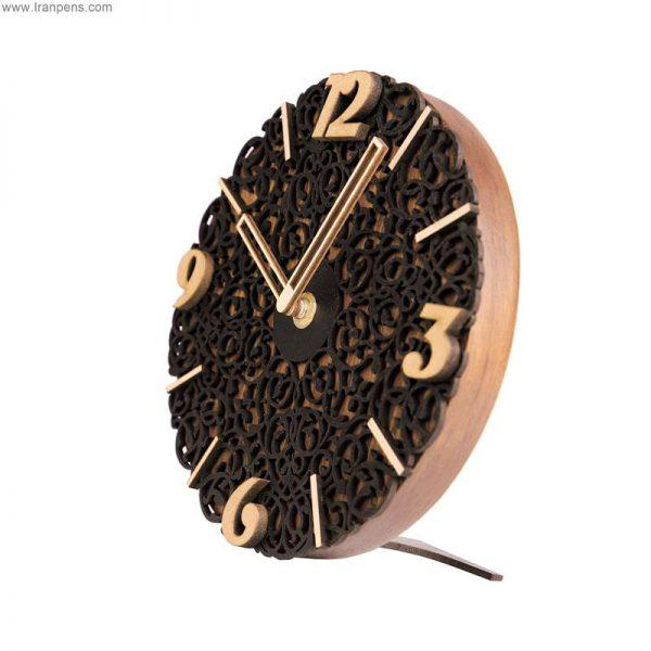 ساعت چوبی رومیزی زانکو Za105 1