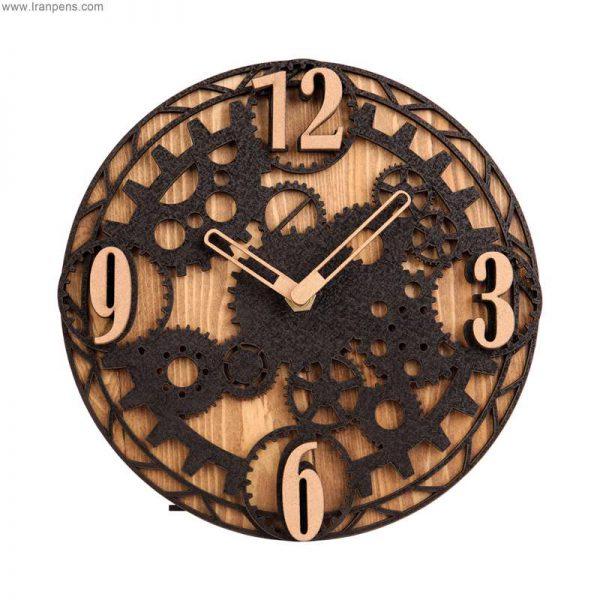 ساعت چوبی رومیزی زانکو Za109