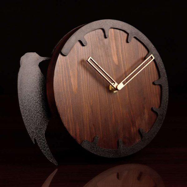 ساعت چوبی رومیزی زانکو Za107