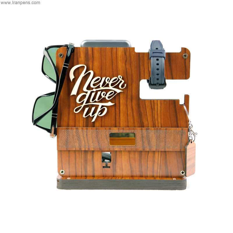 استند رومیزی چوبی Za111