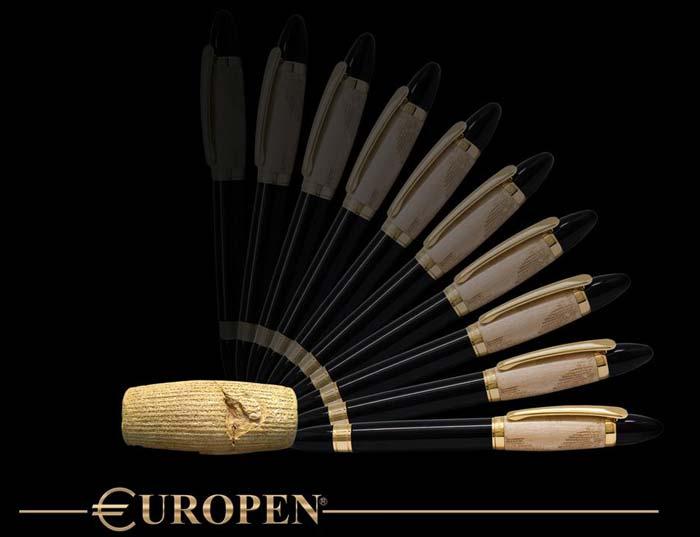 خودنویس یوروپن کوروش