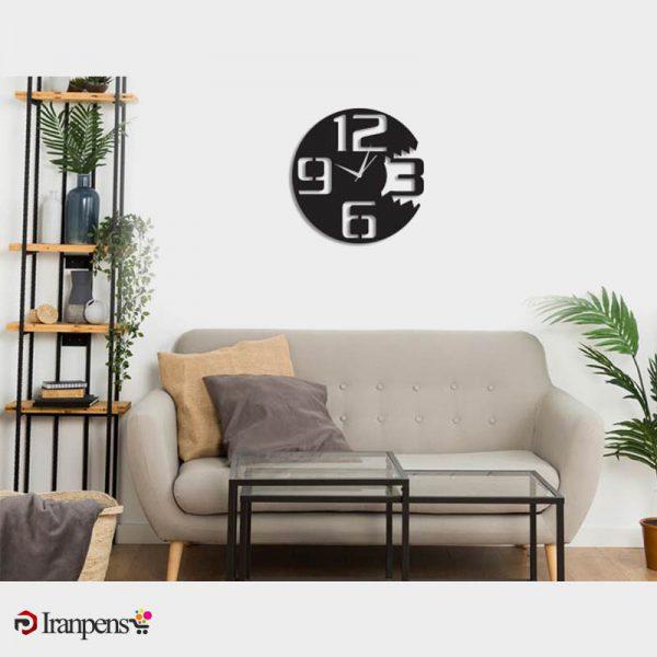 ساعت دیواری چوبی ZA139