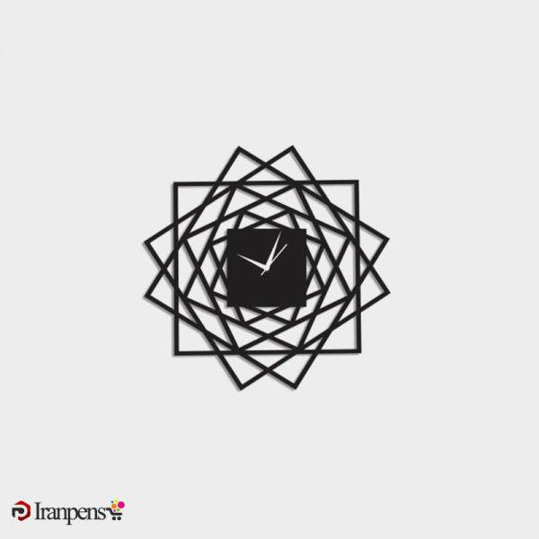 ساعت دیواری چوبی ZA141