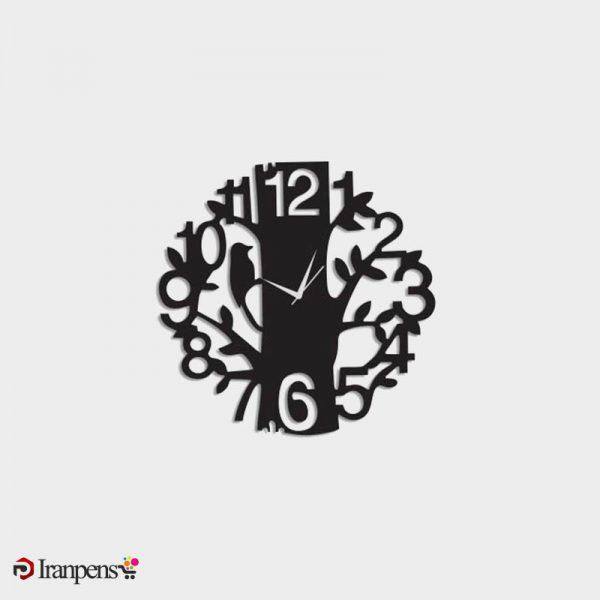 ساعت دیواری چوبی ZA146