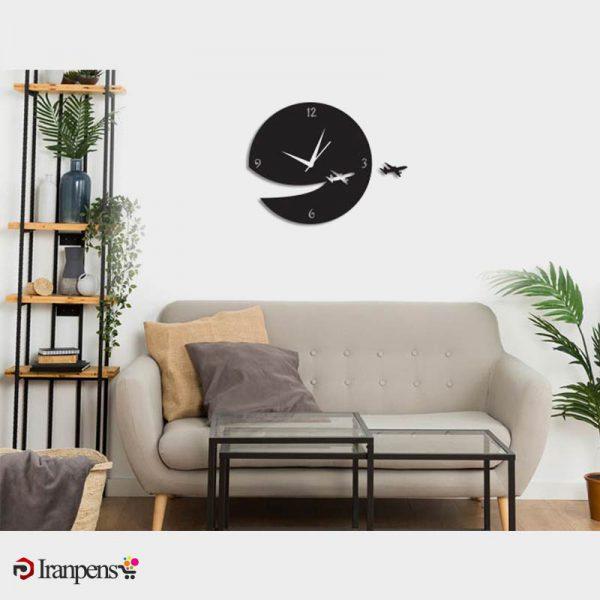 ساعت دیواری چوبی ZA149