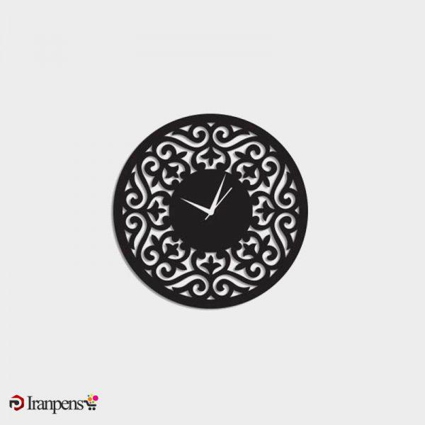 ساعت دیواری چوبی ZA150