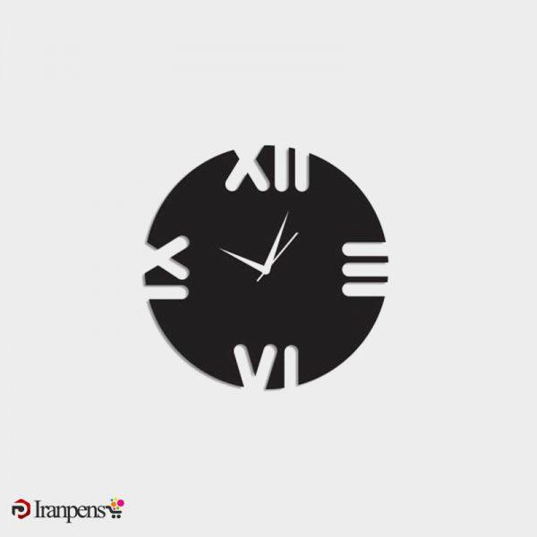 ساعت دیواری چوبی ZA153