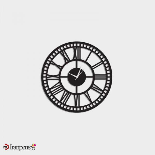 ساعت دیواری چوبی ZA158