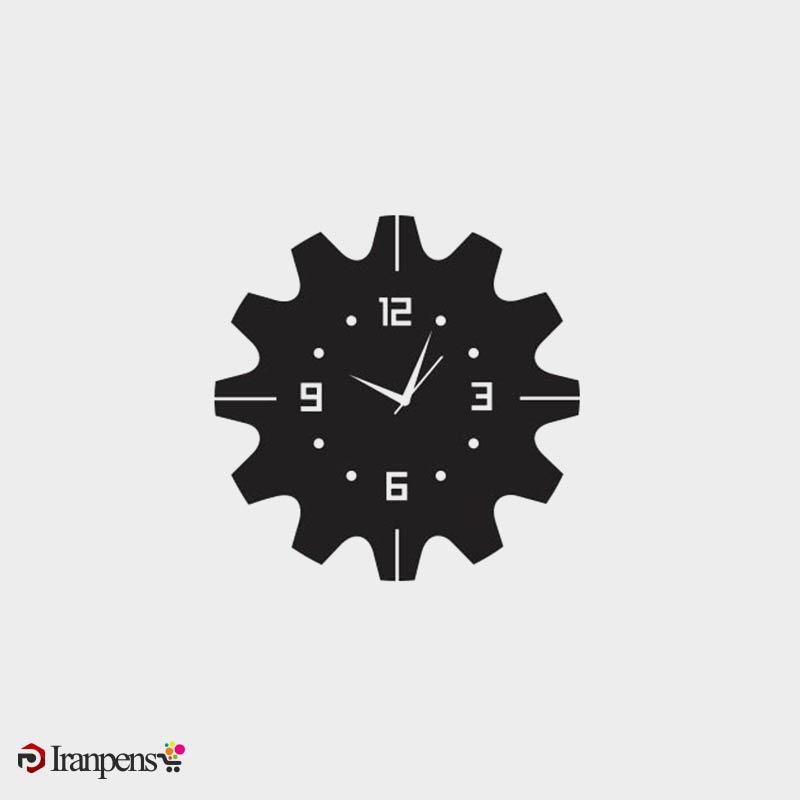 ساعت دیواری چوبی ZA159