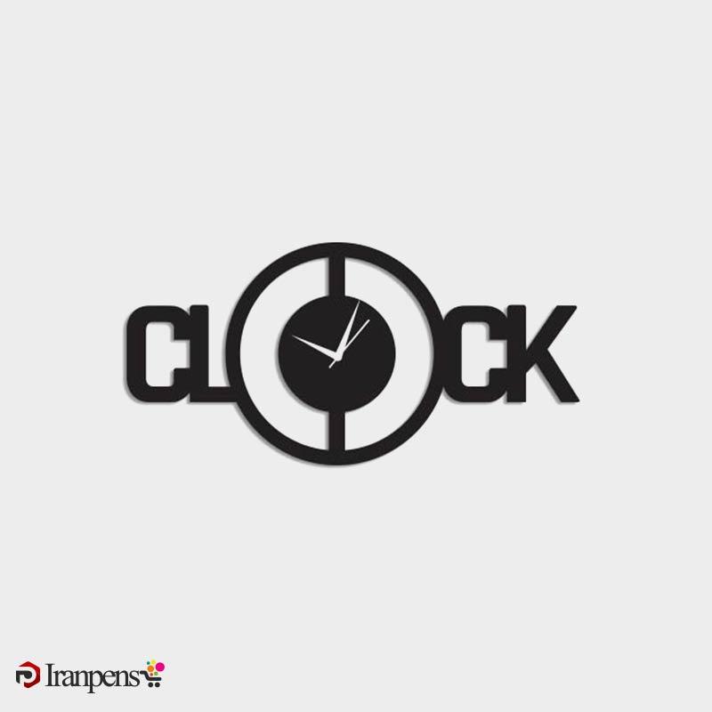 ساعت دیواری چوبی ZA160