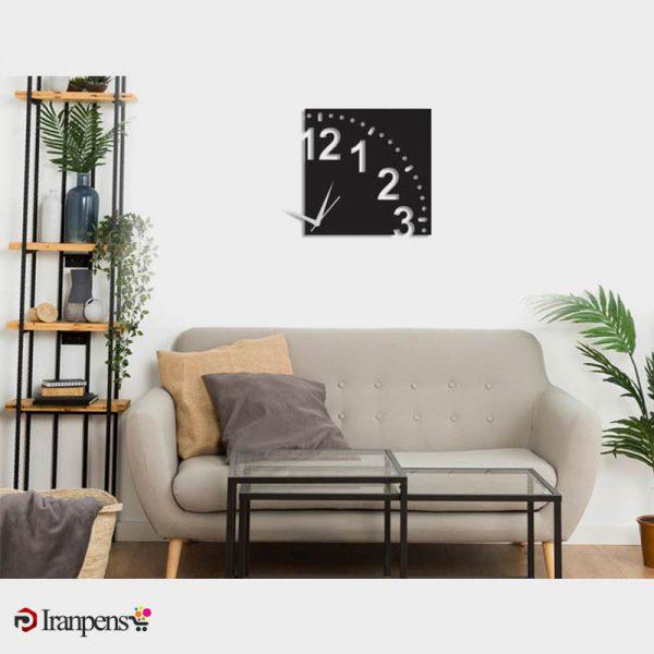 ساعت دیواری چوبی ZA166