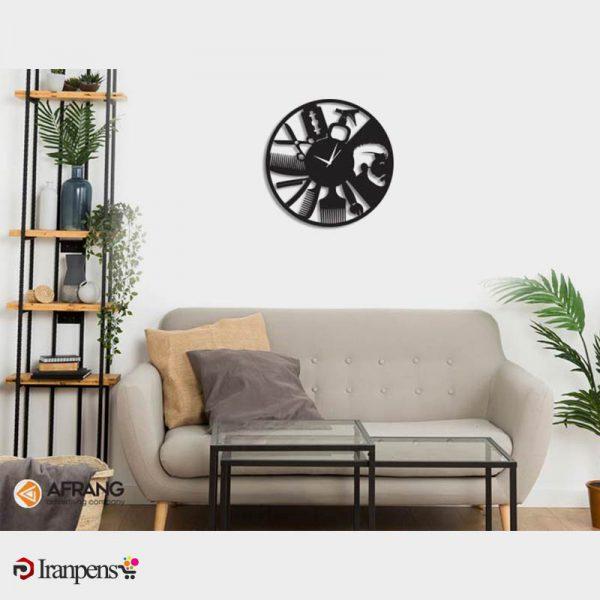 ساعت دیواری چوبی ZA168