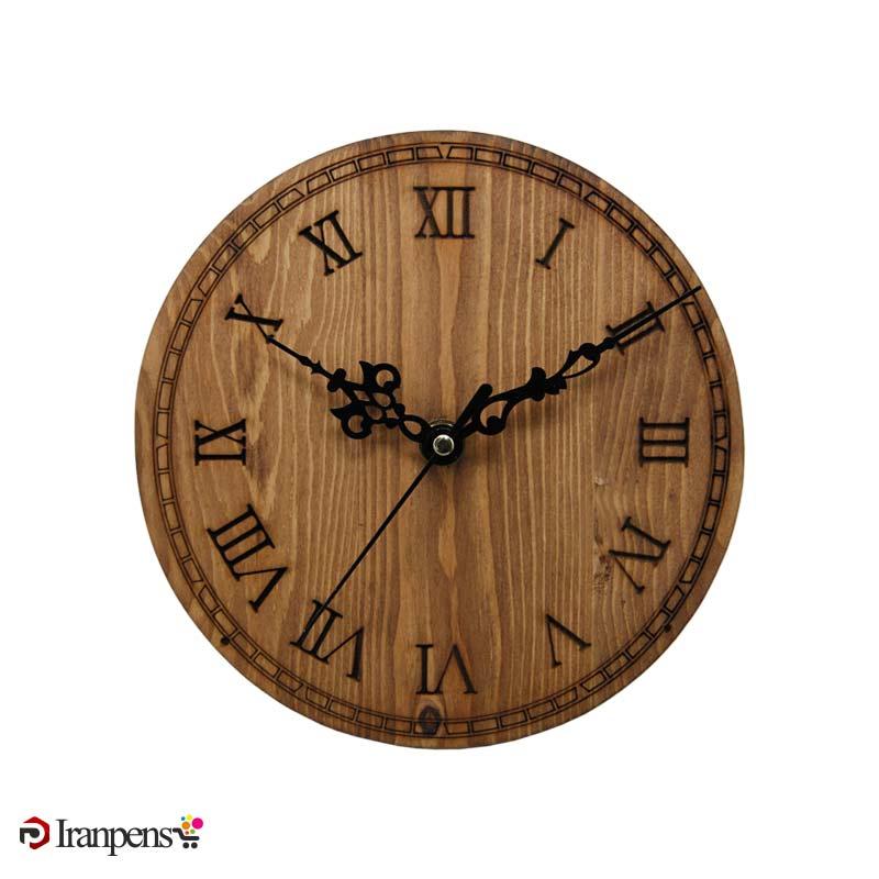 ساعت رومیزی چوبی Za203